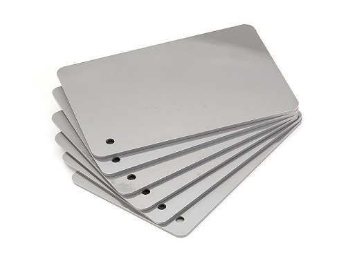純新料灰色PVC板1.4密度