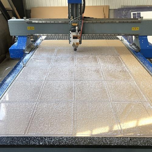 塑料板雕刻机