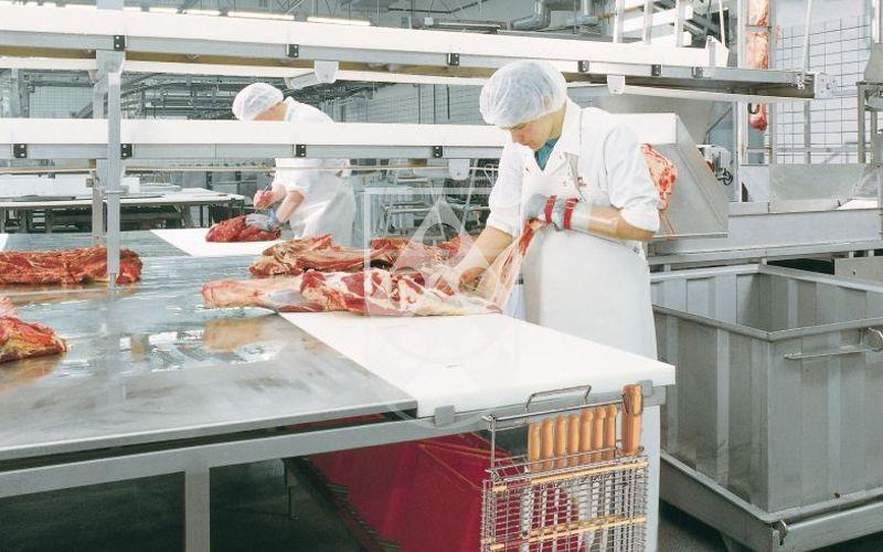 食品級原料PP塑料板肉類、魚類和禽適用的